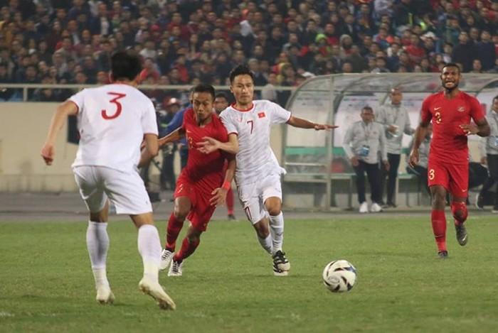 Молодёжный чемпионат Азии U23: сборная Вьетнам обыграла Индонезию со счётом 1:0 - ảnh 1