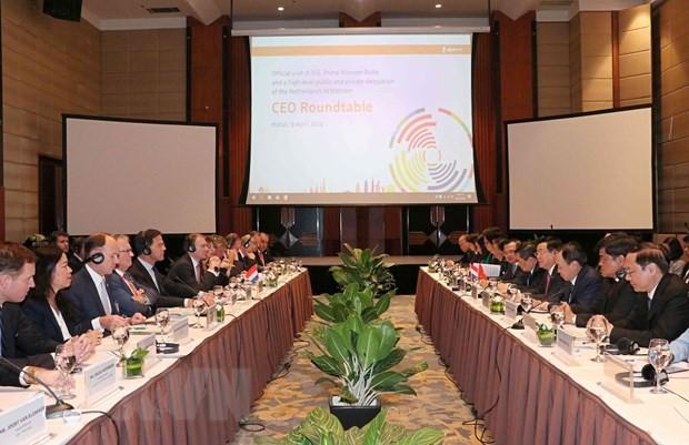 Марк Рютте: продолжим отменять барьеры в отношении предприятий Нидерландов и Вьетнама - ảnh 2
