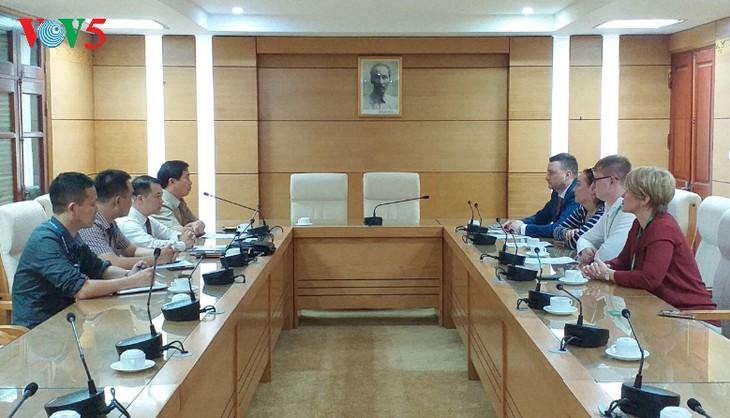Подписано соглашение о сотрудничестве между ОВРД и Центром поддержки экспорта Смоленской области - ảnh 1