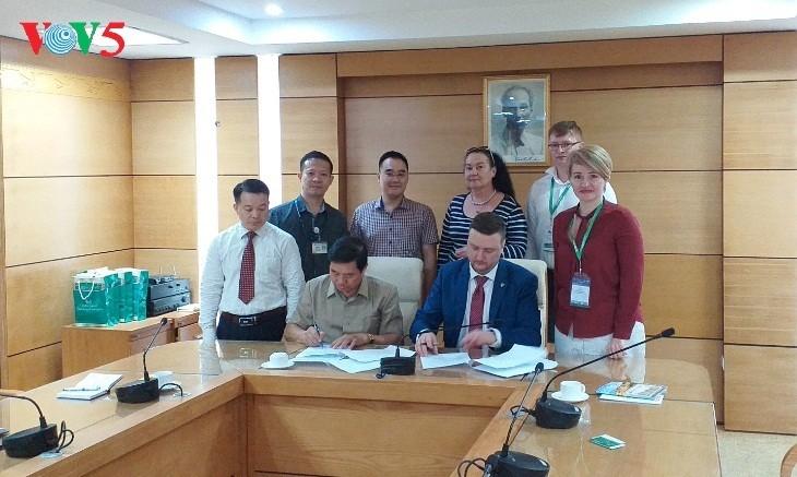 Подписано соглашение о сотрудничестве между ОВРД и Центром поддержки экспорта Смоленской области - ảnh 2