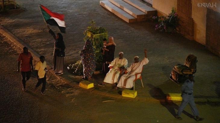 Военный совет Судана обозначил стратегию развития страны на ближайшее время - ảnh 1