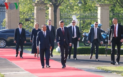 Вьетнам и Чехия активизируют сотрудничество во всех областях - ảnh 1