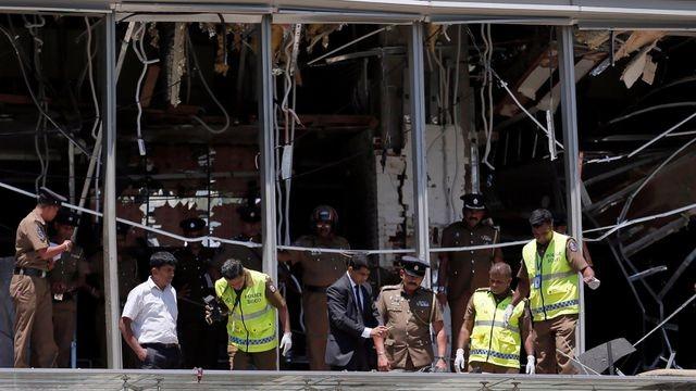 Взрывы на Шри-Ланке во время празднования католической Пасхи - ảnh 2