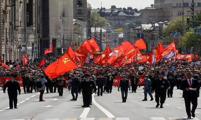 В разных странах мира отметили День международной солидарности трудящихся - ảnh 1
