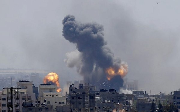ООН призвала стороны конфликта вокруг сектора Газа прекратить обмен ударами - ảnh 1