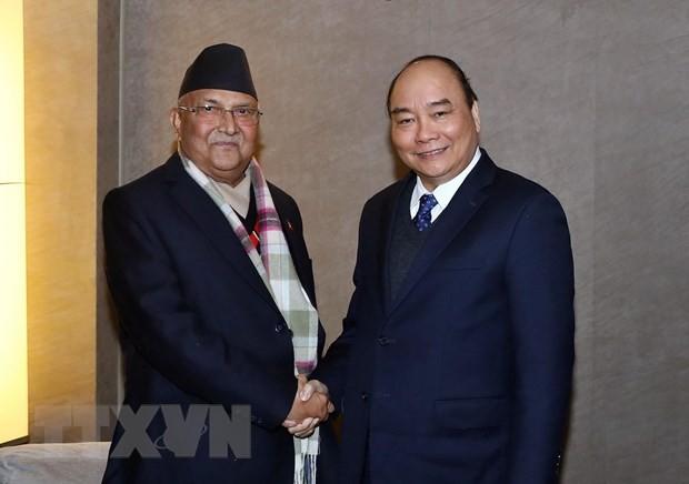 Вьетнам и Непал развивают дружественные отношения - ảnh 1