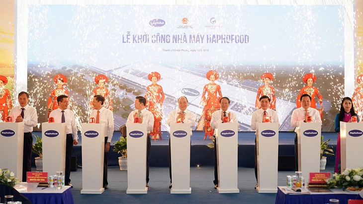 Нгуен Суан Фук провел рабочую встречу с руководством города Хайфона - ảnh 2