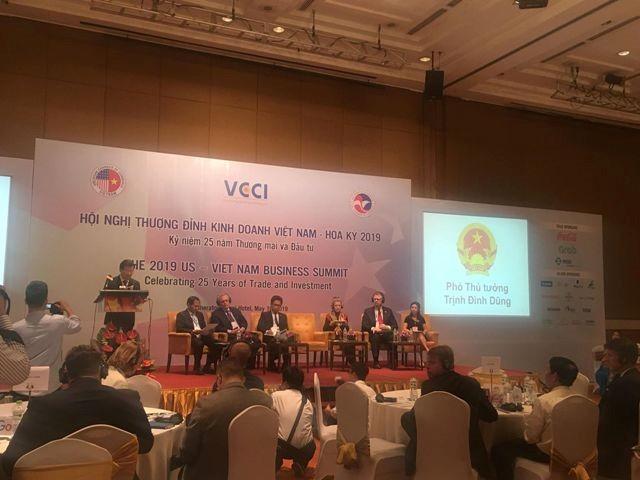 Вьетнам и США активизируют торгово-инвестиционное сотрудничество - ảnh 1