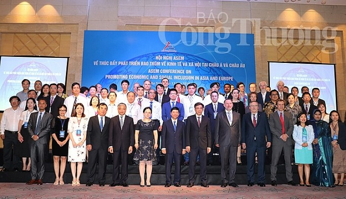 На конференции АСЕМ договорились об активизации взаимодействия в инклюзивном развитии - ảnh 1