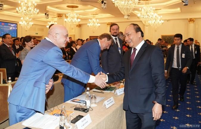 Вьетнам и Россия активизируют деловое сотрудничество - ảnh 2