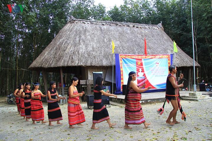 Новая жизнь селения Дакранг, расположенного вдоль тропы Хо Ши Мина - ảnh 2