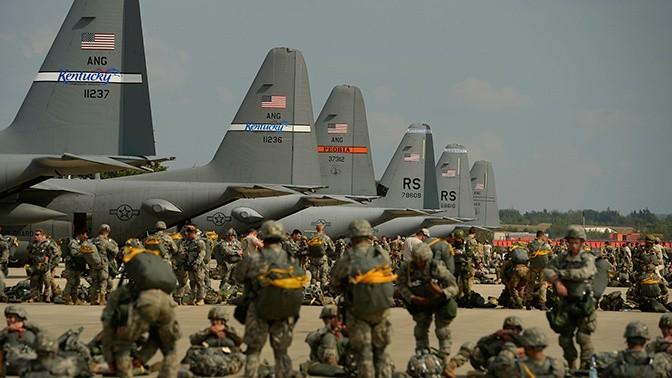 Трамп одобрил отправку дополнительных войск на Ближний Восток - ảnh 1