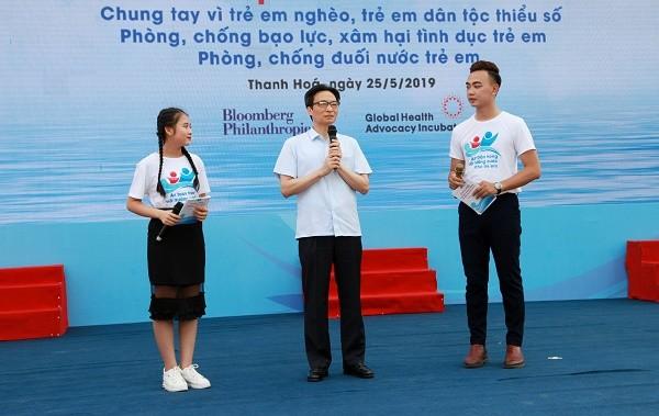 Во Вьетнаме стартовал Месячник действий ради детей 2019 года - ảnh 1