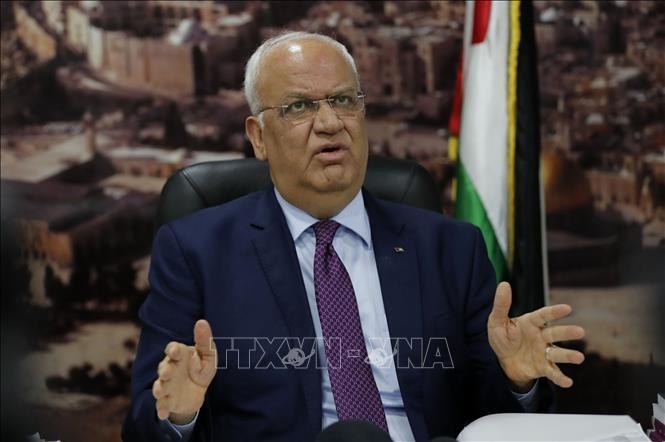 Палестина призывает все страны не участвовать в экономическом форуме в Бахрейне - ảnh 1