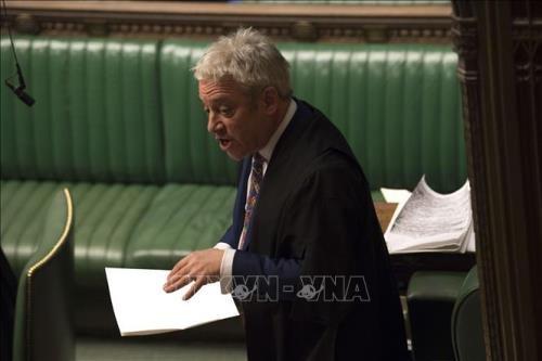 Спикер британской Палаты общин намерен остаться на своем посту - ảnh 1