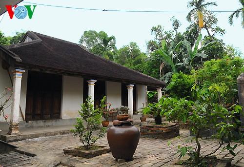 Ценности наследия древнего села Фыоктить в провинции Тхыатхиен-Хюэ - ảnh 3