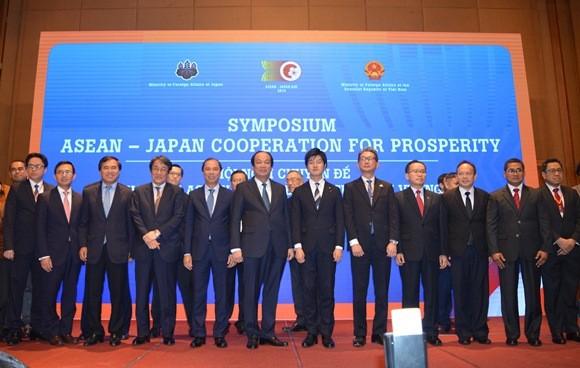 АСЕАН и Япония сотрудничают ради процветания - ảnh 2