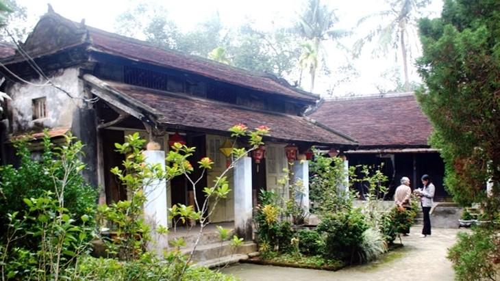 Сохранение старинных домов «рыонг» способствует воссозданию старого пространства - ảnh 3