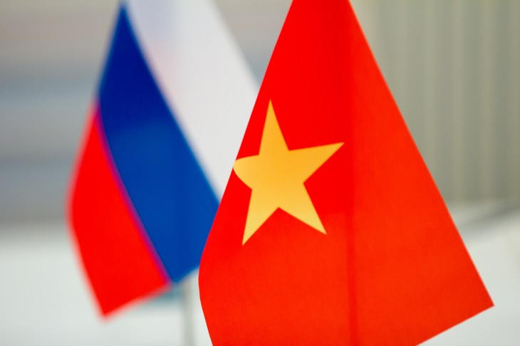 Руководство Вьетнама поздравило с Днём России - ảnh 1