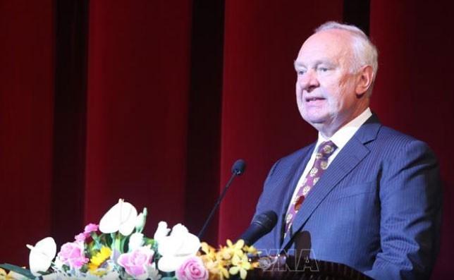 В Ханое состоялась церемония празднования Дня России - ảnh 1