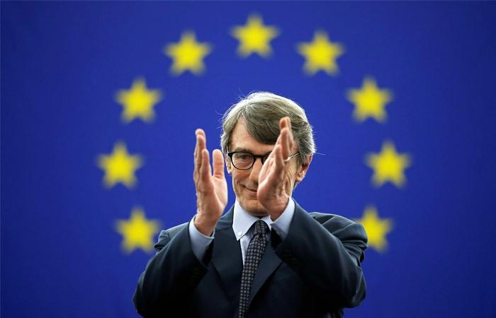 Председателем Европарламента избран итальянский политик - ảnh 1