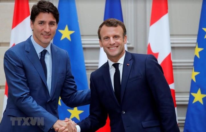 Правительство Франции одобрило законопроект о ратификации зоны свободной торговли ЕС-Канада - ảnh 1