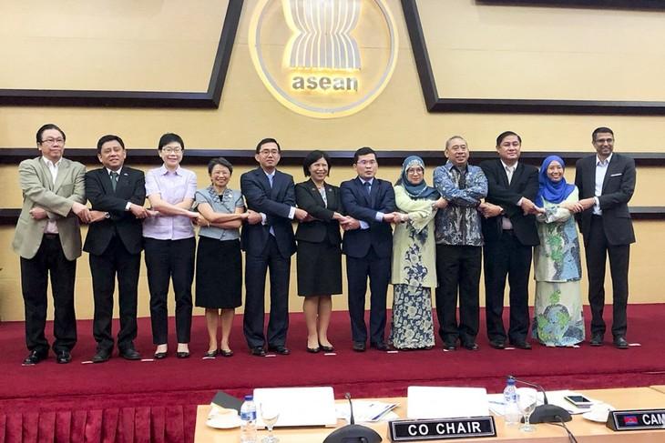 Новая Зеландия считает поддержание мира приоритетом в сотрудничестве с АСЕАН - ảnh 1