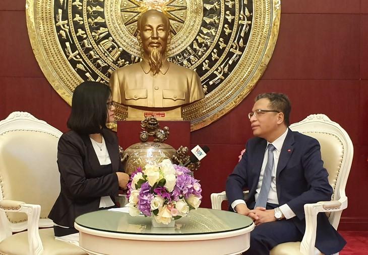 Китай придаёт большое значение визиту спикера парламента Вьетнама в эту страну - ảnh 1