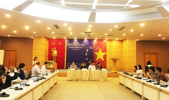Соглашение о свободной торговле с ЕС открывает перед Вьетнамом новые возможности - ảnh 1