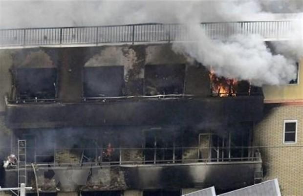 Нгуен Суан Фук выразил соболезнования премьер-министру Японии в связи с пожаром - ảnh 1