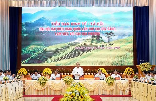 Премьер Вьетнама: вера и стремление – это преимущества для развития страны - ảnh 2