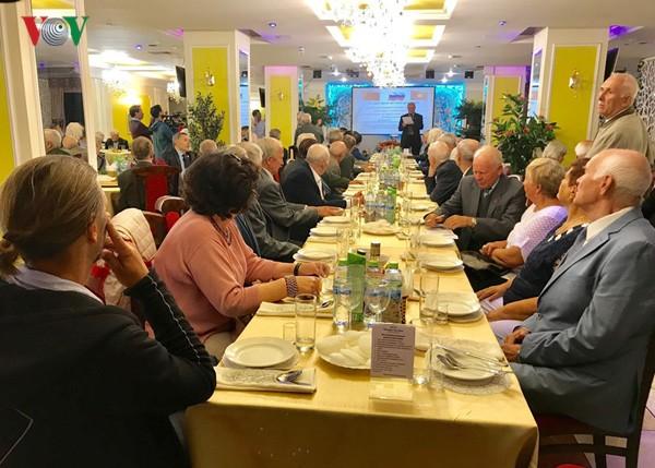 В Москве прошла встреча военных специалистов, работавших во Вьетнаме в годы войны - ảnh 1
