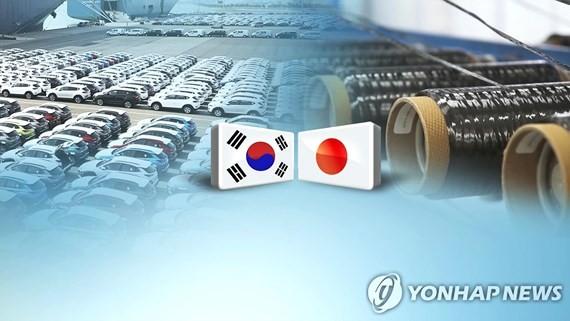 Угроза нарастания торговой напряженности между Японией и Южной Кореей - ảnh 1