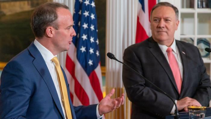 США пообещали Лондону новое торговое соглашение - ảnh 1