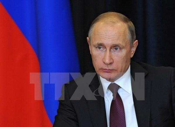 La Russie suspend l'accord avec les Etats-Unis sur le plutonium militaire - ảnh 1