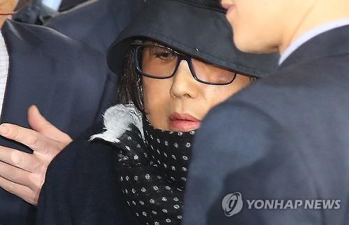 Mandat d'arrêt émis contre Choi Soon-sil - ảnh 1