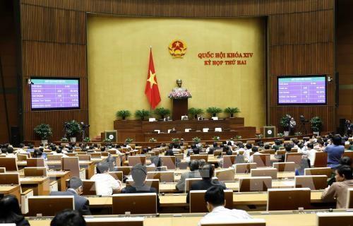 L'Assemblée nationale adoptera la résolution sur le plan financier quinquennal - ảnh 1
