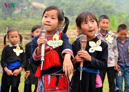 Les enfants insouciants de Hà Giang - ảnh 2