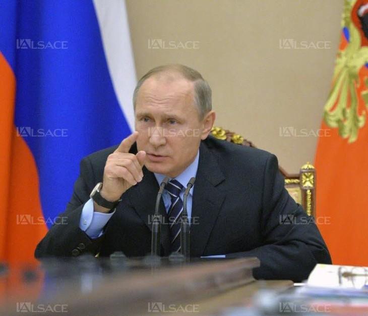 Poutine: la Russie exportera plus de produits civils que d'armes - ảnh 1