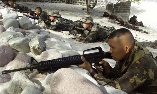 Etats-Unis-Philippines: la coopération militaire est intacte - ảnh 1