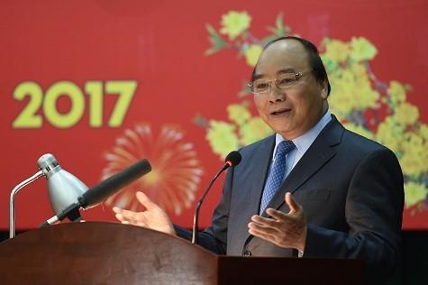 Nguyen Xuan Phuc présente ses vœux à l'Audit d'Etat - ảnh 1