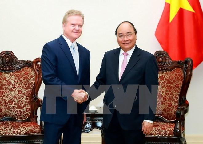 Le Vietnam souhaite promouvoir les relations avec les Etats-Unis - ảnh 1