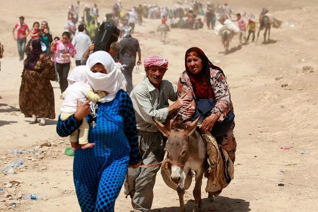 Près de 50.000 réfugiés syriens rentrés chez eux, selon Ankara - ảnh 1