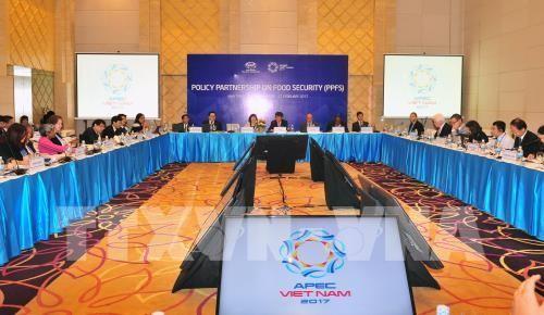 SOM 1 - APEC 2017: Priorité à la sécurité alimentaire  - ảnh 1