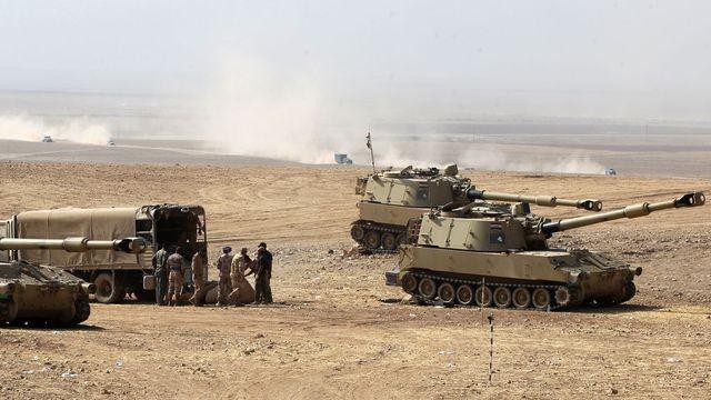 Offensive à Mossoul: Daech résiste - ảnh 1