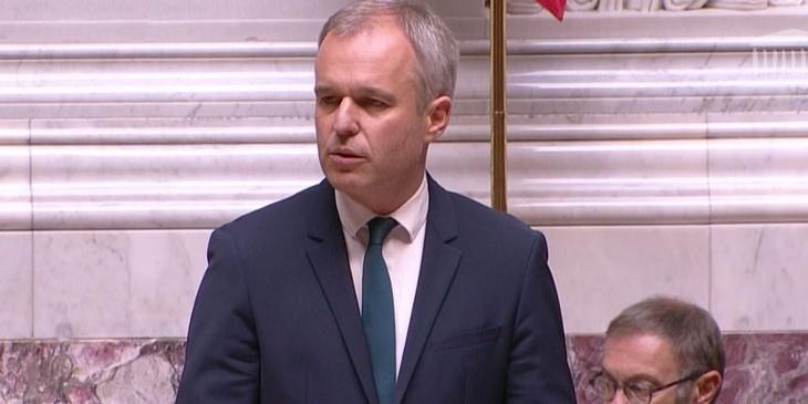 François de Rugy, nouveau président de l'Assemblée nationale française - ảnh 1