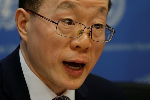 La Chine renvoie les États-Unis et la RPDC dos à dos - ảnh 1