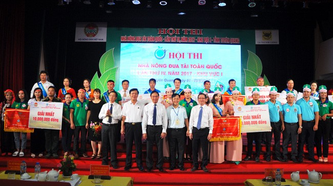Concours national agricole 2017 - ảnh 1