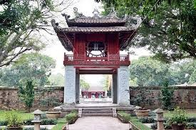 Tourisme: Leçon 3: Le Temple de la littérature-Première partie - ảnh 1