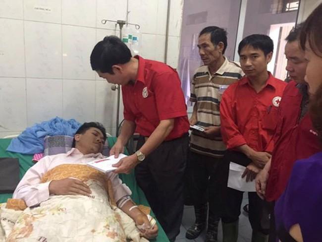 La Croix-Rouge se mobilise pour venir en aide aux sinistrés des crues du Nord - ảnh 1